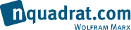 Hier gelangen Sie zur Startseite von nquadrat.com